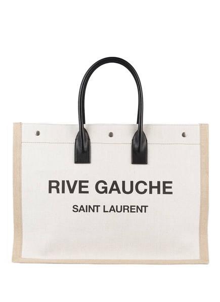 SAINT LAURENT Shopper RIVE GAUCHE, Farbe: CREME (Bild 1)