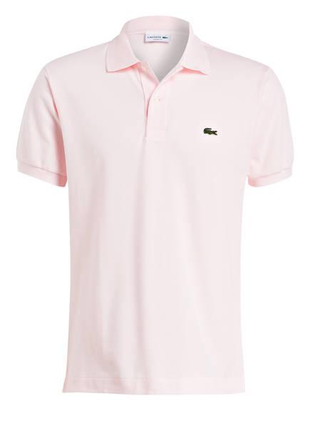 LACOSTE Piqué-Poloshirt Classic Fit, Farbe: ROSA (Bild 1)