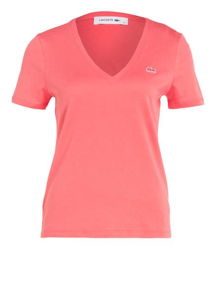 LACOSTE T-Shirt, Farbe: PINK (Bild 1)