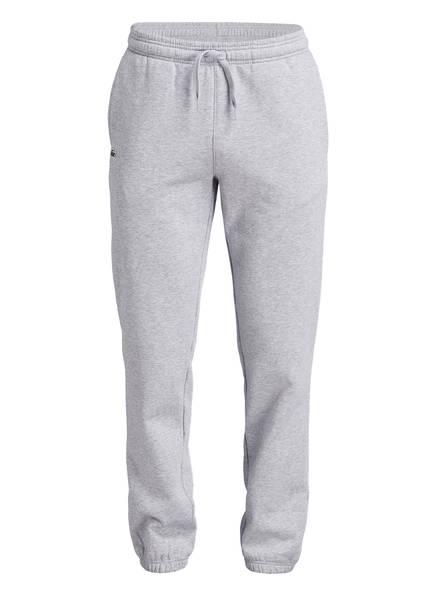 LACOSTE Sweatpants, Farbe: GRAU MELIERT (Bild 1)