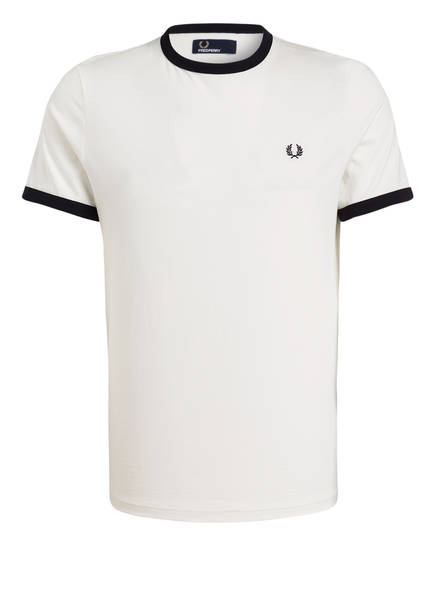 FRED PERRY T-Shirt, Farbe: WEISS (Bild 1)