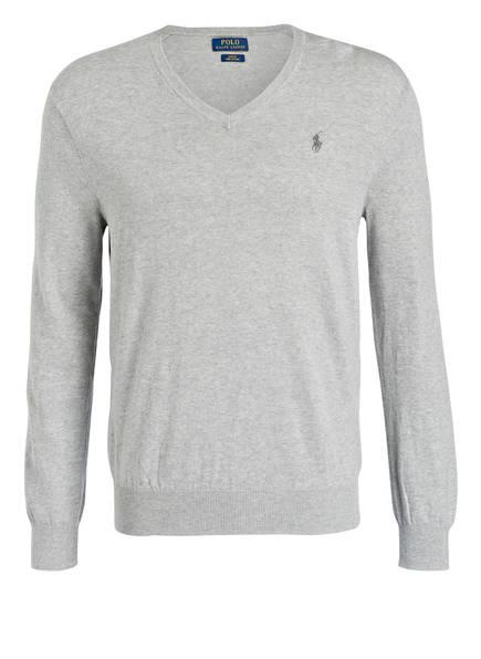 POLO RALPH LAUREN Pullover, Farbe: HELLGRAU (Bild 1)