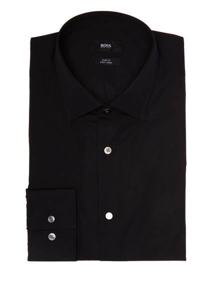BOSS Hemd JENNO Slim Fit, Farbe: SCHWARZ (Bild 1)