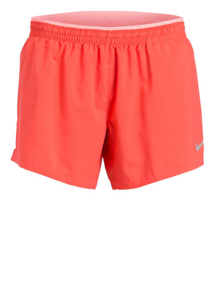 Nike Laufshorts ELEVATE, Farbe: HELLROT (Bild 1)