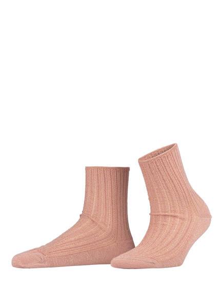 ALTO MILANO Socken, Farbe: ROSA (Bild 1)