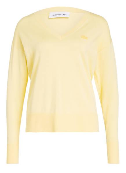 LACOSTE Pullover, Farbe: GELB (Bild 1)