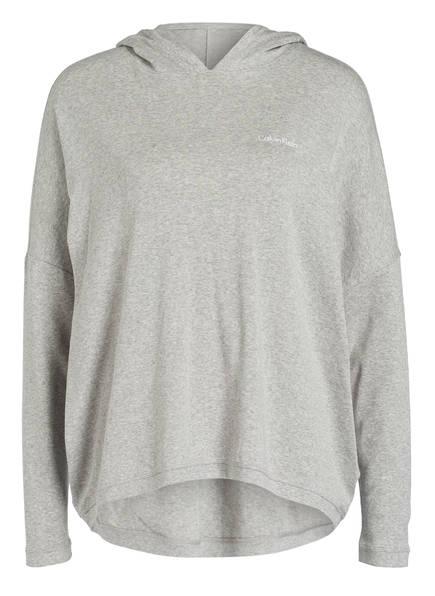 Calvin Klein Lounge-Shirt, Farbe: HELLGRAU MELIERT (Bild 1)