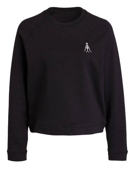 Hey Honey Sweatshirt ANJALI, Farbe: SCHWARZ (Bild 1)