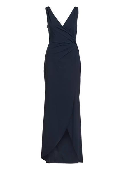 BARBARA SCHWARZER Abendkleid, Farbe: MARINE (Bild 1)