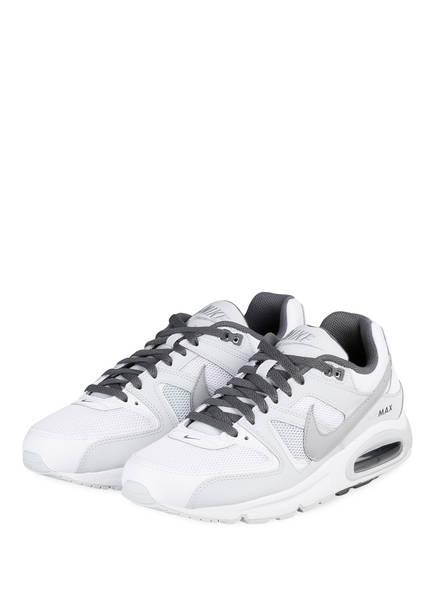 Nike Sneaker AIR MAX COMMAND, Farbe: WEISS/ GRAU (Bild 1)