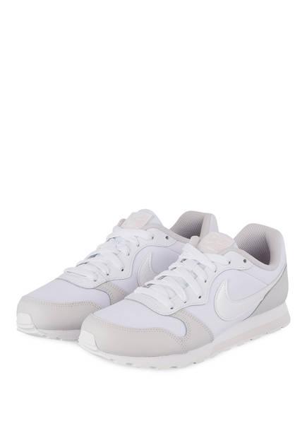 Nike Sneaker MD Runner 2 GS, Farbe: WEISS/ BEIGE (Bild 1)