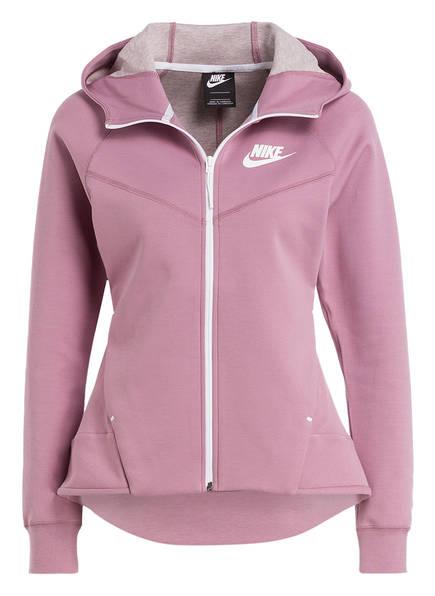 Nike Sweatjacke TECH FLEECE WINDRUNNER, Farbe: ROSE (Bild 1)