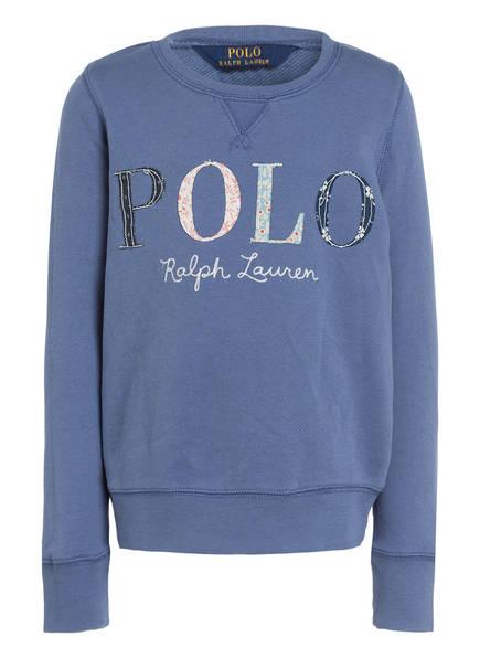 POLO RALPH LAUREN Sweatshirt, Farbe: BLAU (Bild 1)