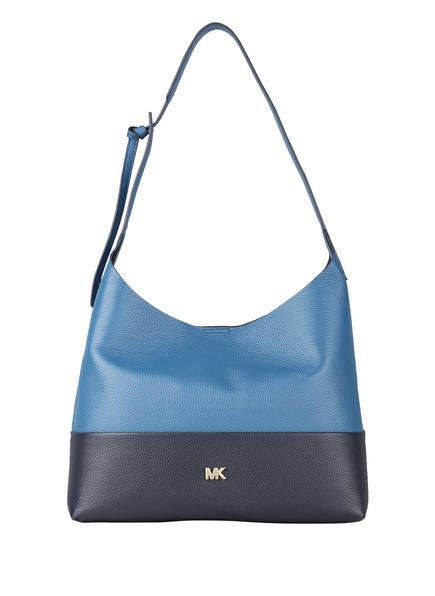 MICHAEL KORS Hobo-Bag JUNIE, Farbe: BLAU/ SCHWARZ (Bild 1)