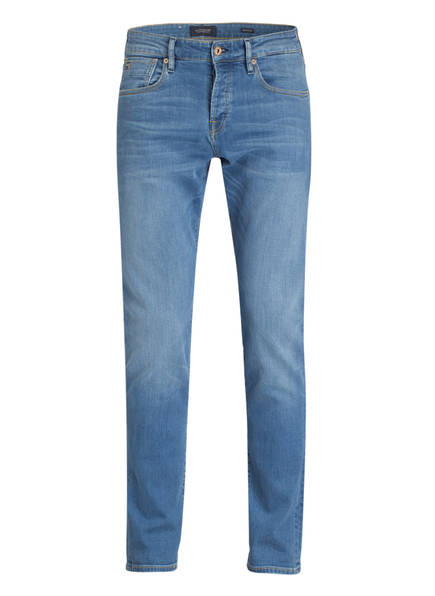 SCOTCH & SODA Jeans Regular Fit, Farbe: 2588 LUCKY BLAUW (Bild 1)