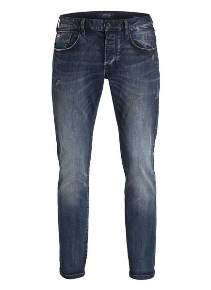 SCOTCH & SODA Jeans Regular Fit, Farbe: 2674 BLUE SUMMIT (Bild 1)
