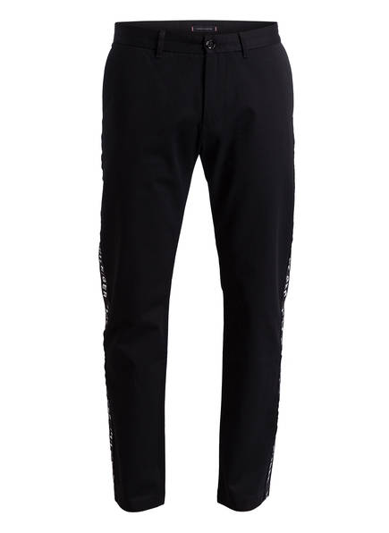 Tommy Hilfiger Chino Relaxed Fit schwarz