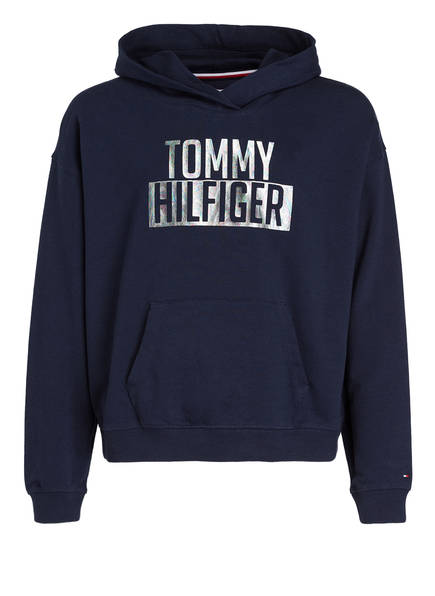 TOMMY HILFIGER Hoodie, Farbe: BLAU (Bild 1)