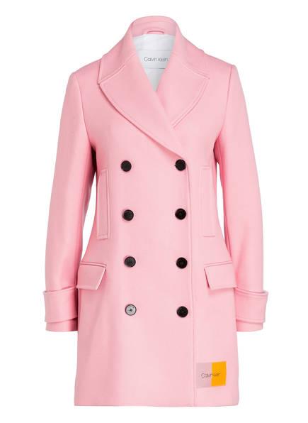 Calvin Klein Mantel, Farbe: ROSA (Bild 1)