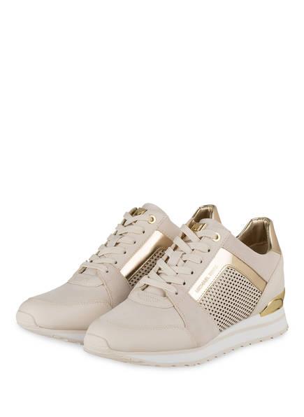 MICHAEL KORS Sneaker BILLIE TRAINER, Farbe: SAND (Bild 1)