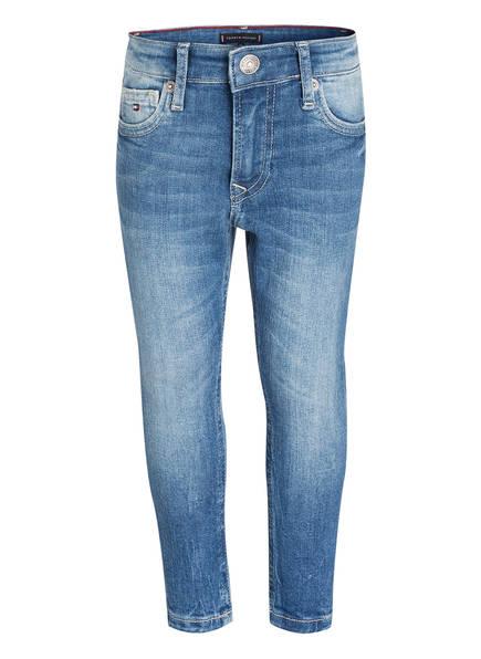 TOMMY HILFIGER Jeans Straight Fit, Farbe: DENIM BLUE (Bild 1)