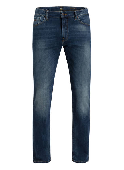 BOSS Jeans MAINE Regular Fit, Farbe: 420 MEDIUM BLUE (Bild 1)