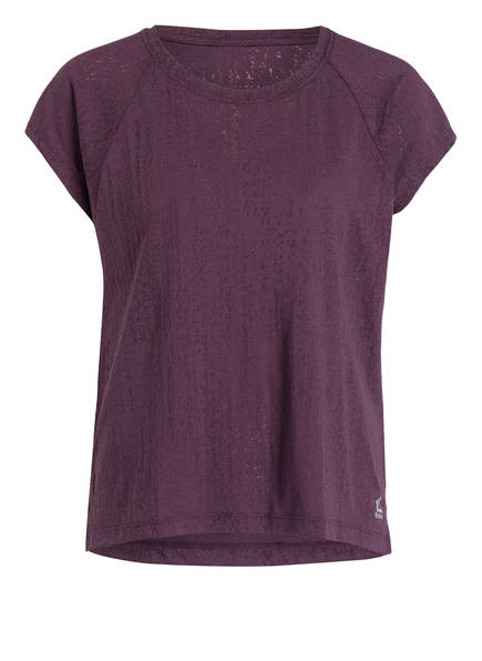Reebok T-Shirt BURNOUT, Farbe: LILA (Bild 1)