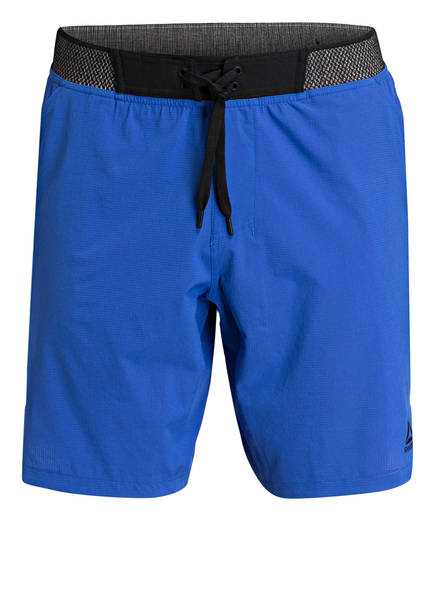 Reebok Trainingsshorts Epic blau