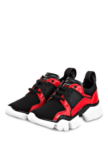 GIVENCHY Sneaker JAW , Farbe: SCHWARZ/ ROT (Bild 1)