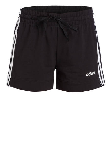 adidas Shorts ESSENTIALS, Farbe: SCHWARZ/ WEISS (Bild 1)