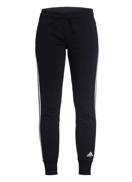 adidas Sweatpants MUST HAVES, Farbe: SCHWARZ/ WEISS (Bild 1)