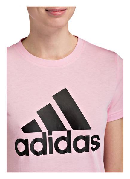 Of Adidas T Pink Sport Badge shirt RRtx6