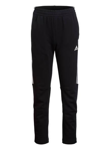 adidas Sweatpants MUST HAVES TRIO, Farbe: SCHWARZ (Bild 1)