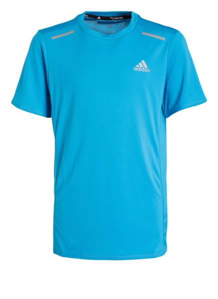 adidas T-Shirt RUN, Farbe: TÜRKIS (Bild 1)