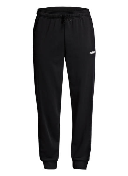 adidas Sweatpants ESSENTIALS PLAIN ATHLETICS, Farbe: SCHWARZ (Bild 1)