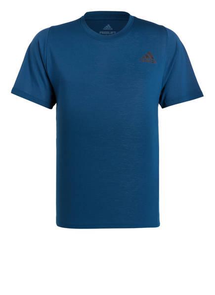 adidas T-Shirt FREELIFT SPORT PRIME LITE, Farbe: BLAU (Bild 1)