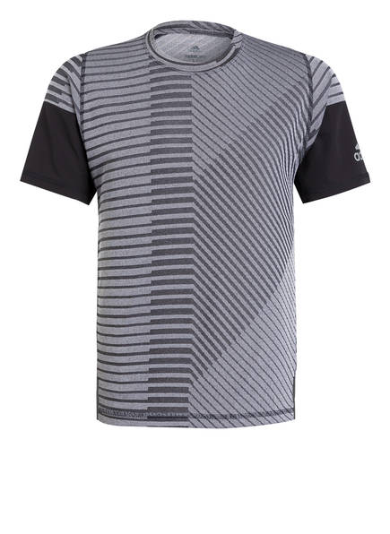 adidas T-Shirt FREELIFT 360, Farbe: SCHWARZ/ WEISS (Bild 1)