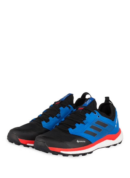 adidas Trailrunning-Schuhe TERREX AGRAVIC XT GTX, Farbe: BLAU/ SCHWARZ (Bild 1)