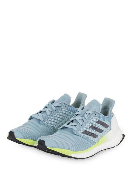 adidas Laufschuhe SOLAR BOOST, Farbe: HELLBLAU (Bild 1)