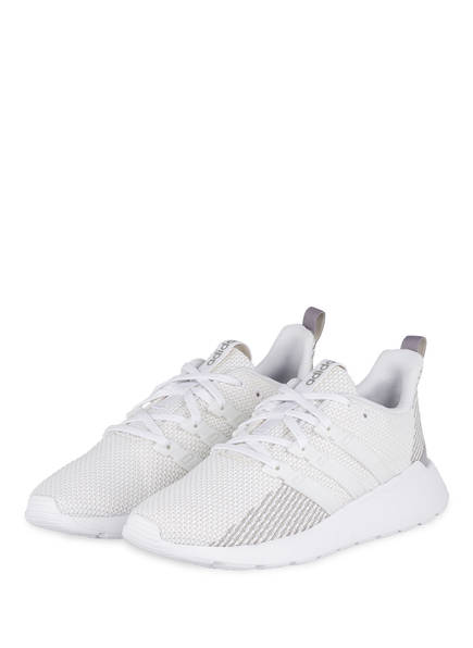 adidas Sneaker QUESTAR FLOW, Farbe: WEISS/ GRAU (Bild 1)