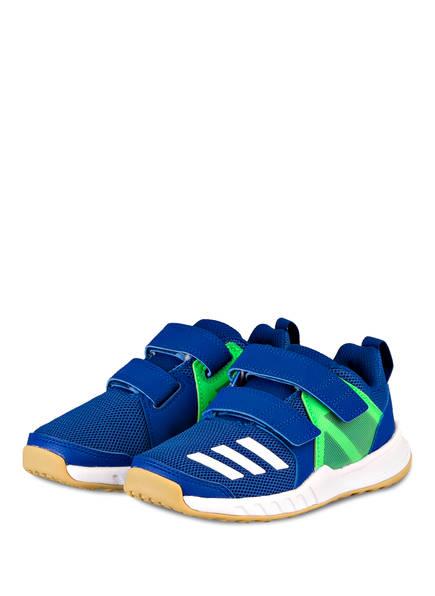 adidas Trainingsschuhe FORTAGYM, Farbe: BLAU (Bild 1)