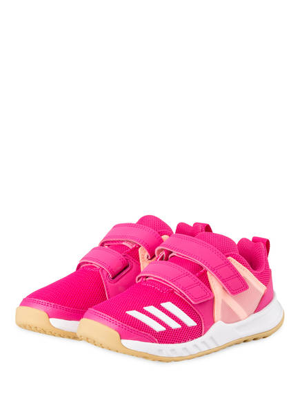 adidas Fitnessschuhe FORTAGYM , Farbe: PINK (Bild 1)