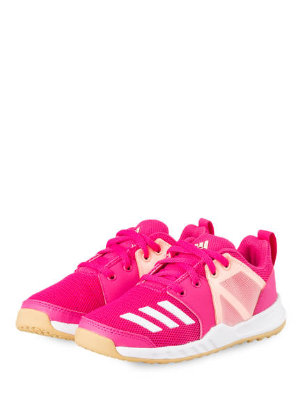 adidas Fitnessschuhe FORTAGYM, Farbe: PINK (Bild 1)