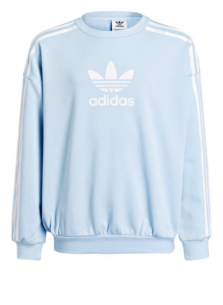 adidas Originals Sweatshirt, Farbe: HELLBLAU (Bild 1)