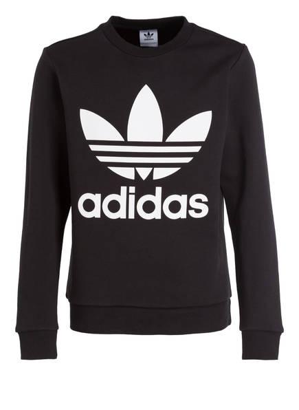adidas Originals Sweatshirt CREW, Farbe: SCHWARZ (Bild 1)