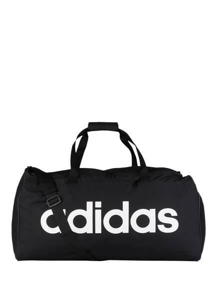 adidas Sporttasche LINEAR CORE LARGE, Farbe: SCHWARZ (Bild 1)