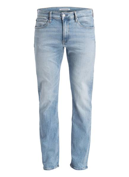 Calvin Klein Jeans Jeans Slim Fit, Farbe: 911 CAPE VERDE BLUE (Bild 1)