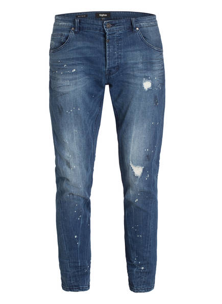 tigha Jeans Tapered Fit, Farbe: 522 MID BLUE (Bild 1)
