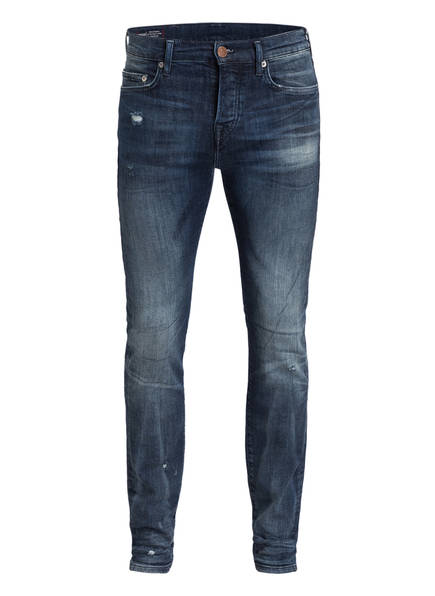 TRUE RELIGION Jeans ROCCO Relaxed Skinny Fit, Farbe: 4646 BLUE (Bild 1)