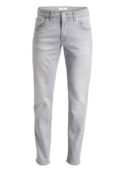 BRAX Jeans CHUCK HI-FLEX Modern Fit , Farbe: 07 SLIVER GREY USED (Bild 1)